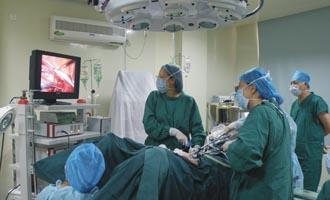 腔镜手术:呵护怕疼的女人